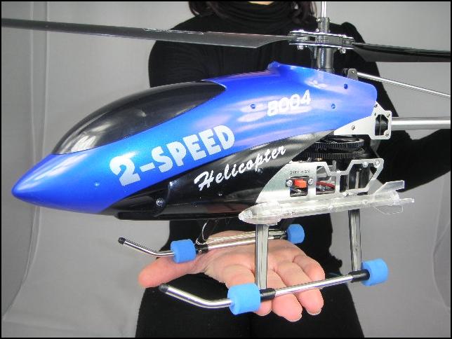 Rc Hubschrauber Qs8004 Helicopter 3 5ch Xxl75cm Gyro Ebay