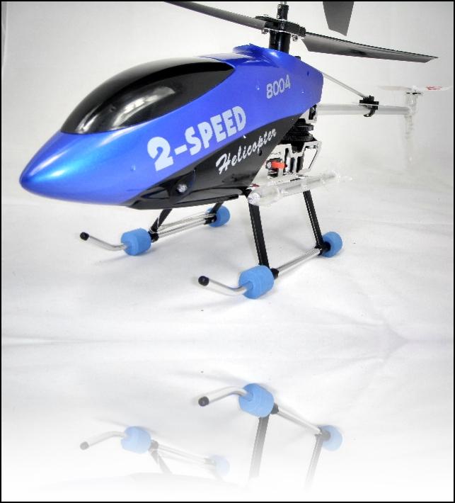 Rc Hubschrauber Qs8004 Helicopter 3 5ch Xxl75cm Gyro
