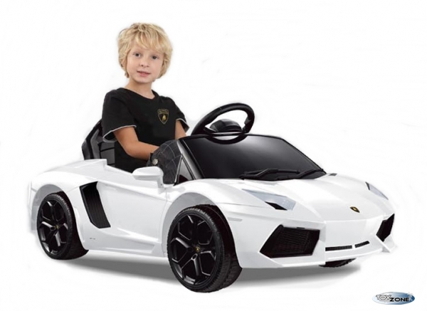 kinderfahrzeug kinder elektro auto lamborghini aventador 6v steuerung ride on ebay. Black Bedroom Furniture Sets. Home Design Ideas