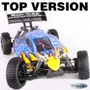 Rc Auto Offroad Buggy HSP Brushless 4WD 2,4GHZ 11,1V Lipo 80A Regler Top Version RTR
