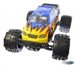 Rc Offroad Monster Truck HSP  Brushless 4WD 2,4GHZ 11,1V Lipo 80A Regler Top Version RTR