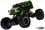 RC Auto Rock Crawler RC Monstertruck grün 2,4GHz 4 WD Climbing Auto 1:14 Komplettset