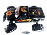 Rc Auto Big Monster 1:5 Gasolin 28ccm 2 WD 2,4 GHZ RTR 70 cm Neue Version