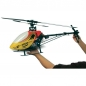 Preview: RC Hubschrauber Jamara E-Rix 500 Carbon RTF Gas links Eingeflogen in DE 2,4 GHz
