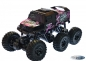 Preview: RC Auto Rock Crawler 6 x 6 ROCK MONSTER 2,4GHz 6 WD Climbing Auto 1: 8 Komplettset