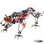 Preview: Stecksytem Building Block Intellect Tiger 529 Teile Motorik Ganz neu 2012