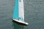 Mobile Preview: Segelboot Hurricane 1000 RTR Segelboot Segelschiff Regattayacht