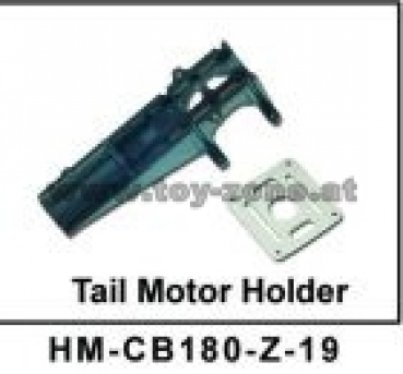 Walkera Tail Motor Holder Hm-CB180-Z-19