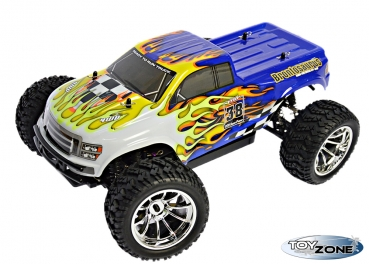 RC Monstertruck Torche Flame HSP 4WD 1:10 2,4 GHZ