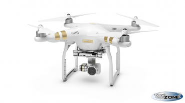 DJI - Phantom 3 Professional RTF Multikopter Drohne