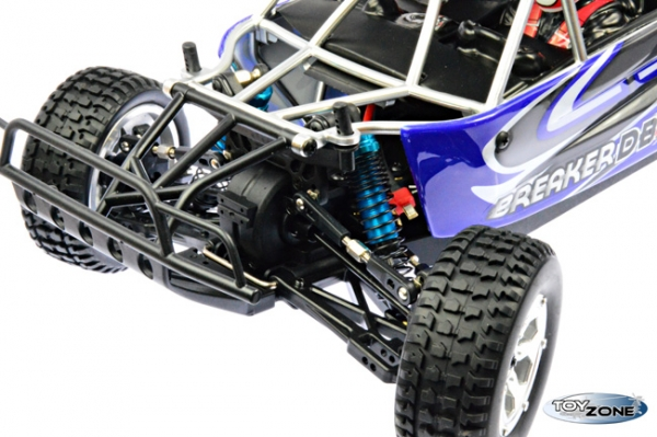 RC Trophy Truck HSP Brushless 4WD 1:10 2,4 GHZ RTR