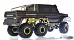 RC Monstertruck Crawler 6 x 6 Climber Rock Fighter 1:8 HSP 70cm 2,4 GHz RTR