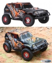 RC Auto Buggy Fighter Extreme 2,4 GHZ 4WD RTR 1:12