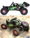 RC Auto Buggy Rock Racer 2,4 GHZ 4WD RTR 1:12